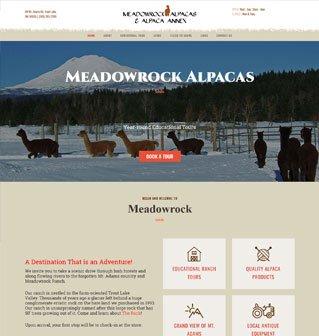 Meadowrock Redesign