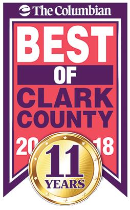 best of clark county badge