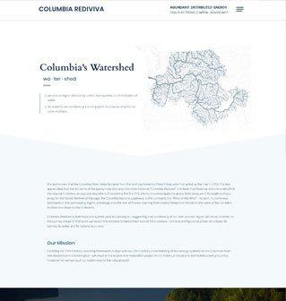 New website for Columbia Rediviva