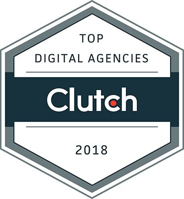 top digital agency award